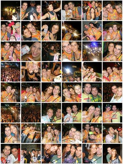 Fotos exclusivas com Jammil, Banda Eva e Cheiro de Amor